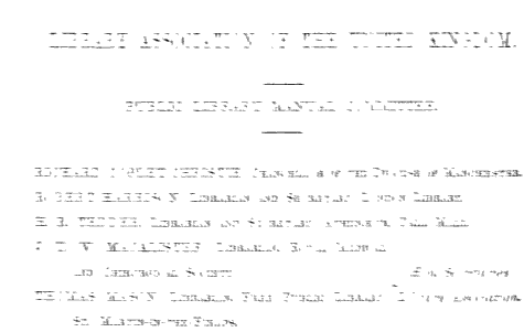 [ocr errors][ocr errors][ocr errors][ocr errors][ocr errors][ocr errors][ocr errors][ocr errors][ocr errors][ocr errors][ocr errors][ocr errors][ocr errors]