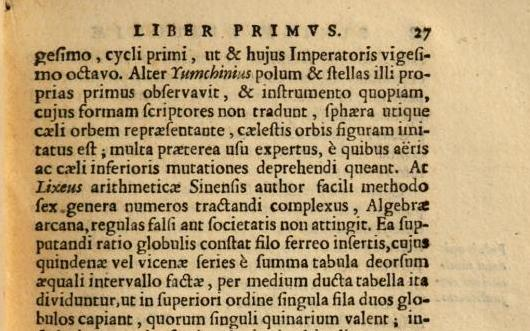M. Martini: Sinicae historiae decas prima (1659), S. 27