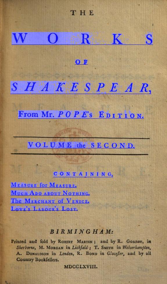 Buchseite